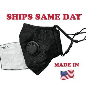 SHIPS TODAY - Face Mask with Filter | Set of 2